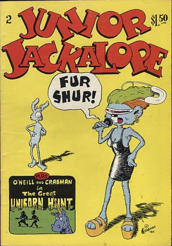 Junior Jackalope