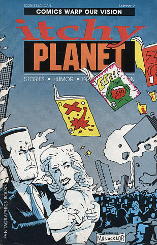 Itchy Planet #2