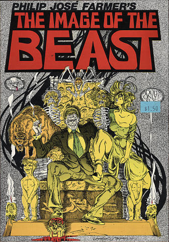 Last Gasp: The Image of the Beast #1