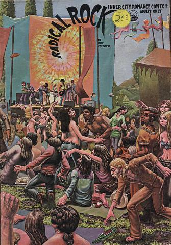 Inner City Romance 2: Radical Rock