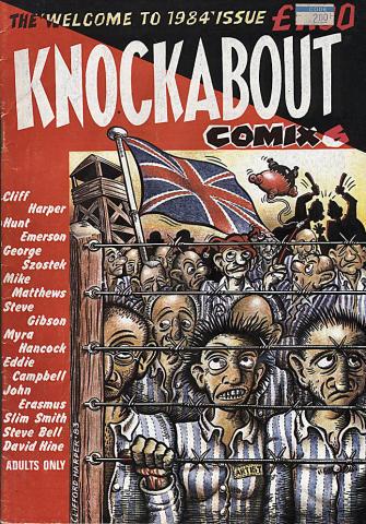 Knockabout Comics #6