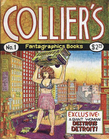 Fantagraphics: Collier's #1