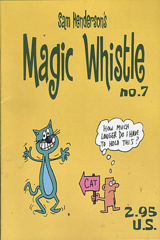 The Magic Whistle Vol. 2 No. 7