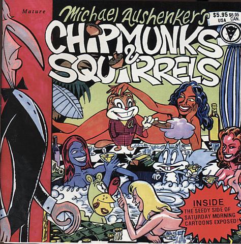 Chipmunks & Squirrels #1