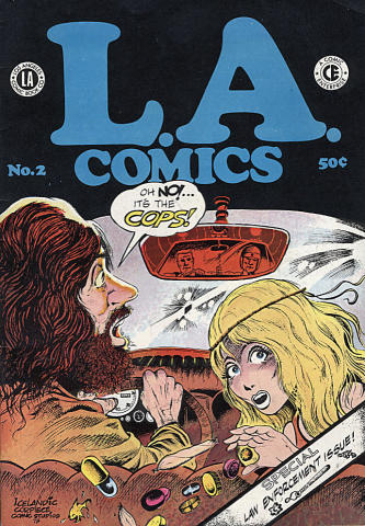 A Comic Enterprise: L.A. Comics #2