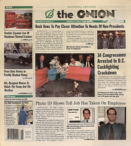 The Onion Vol. 40 Iss. 19