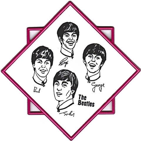 The Beatles Plaque