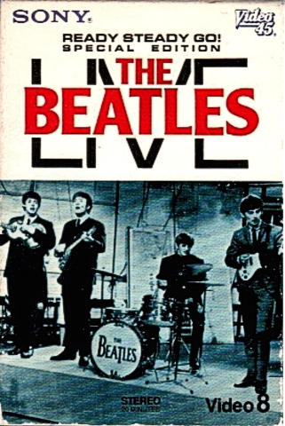 The Beatles VHS