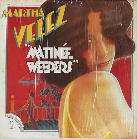 """Martha Velez Vinyl 12"""""""