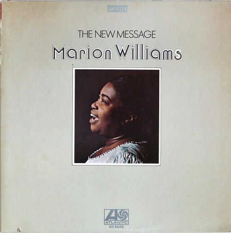 Marion Williams Vinyl 12""
