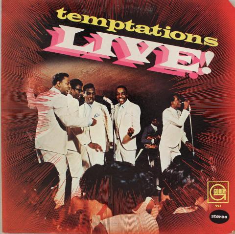 "The Temptations Vinyl 12"""