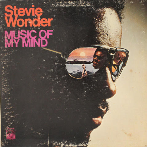 "Stevie Wonder Vinyl 12"""