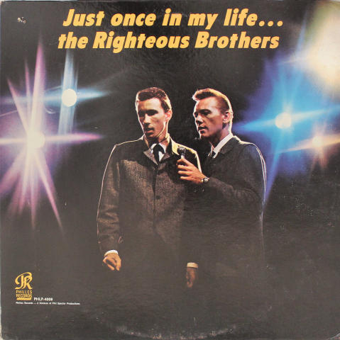 """The Righteous Brothers Vinyl 12"""""""