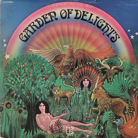 """Garden of Delights Vinyl 12"""""""