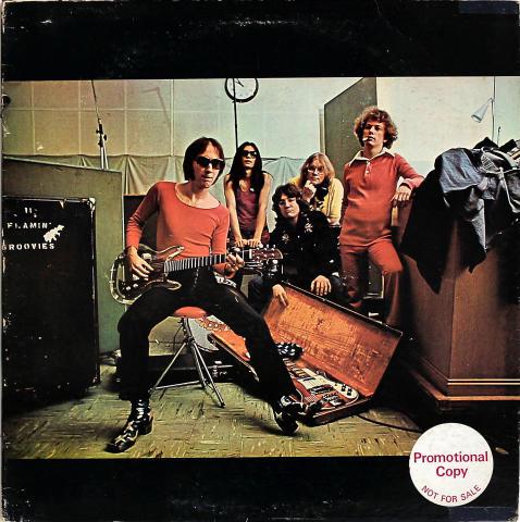 """The Flamin' Groovies Vinyl 12"""" (Used)"""