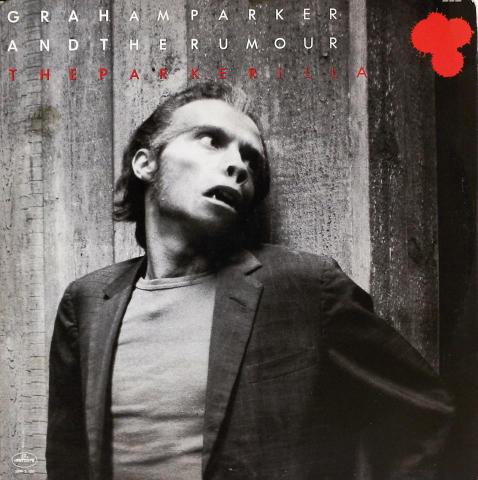 "Graham Parker Vinyl 12"""