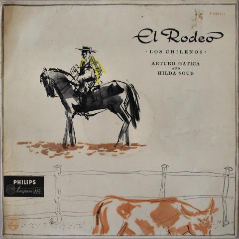 """Los Chilenos Vinyl 12"""""""