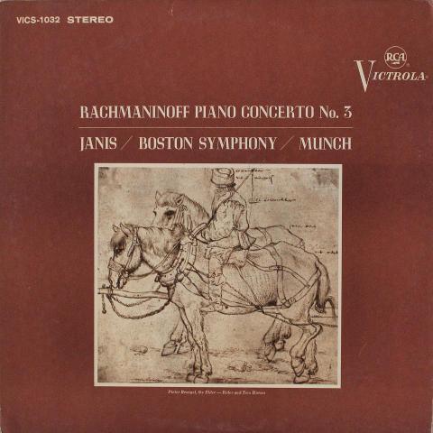 """Janis / Boston Symphony / Munch Vinyl 12"""""""