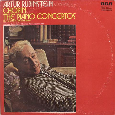 """Artur Rubinstein Vinyl 12"""""""