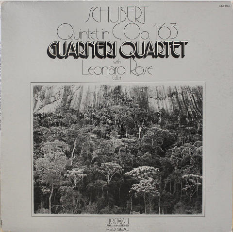 Guarneri Quartet Vinyl 12""