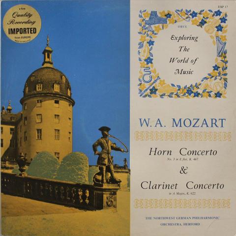 "The Northwest German Philharmonic Orchestra Vinyl 12"""
