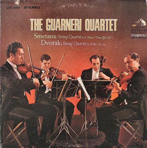 "The Guarneri Quartet Vinyl 12"""