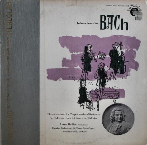 """Anton Heiller Vinyl 12"""""""