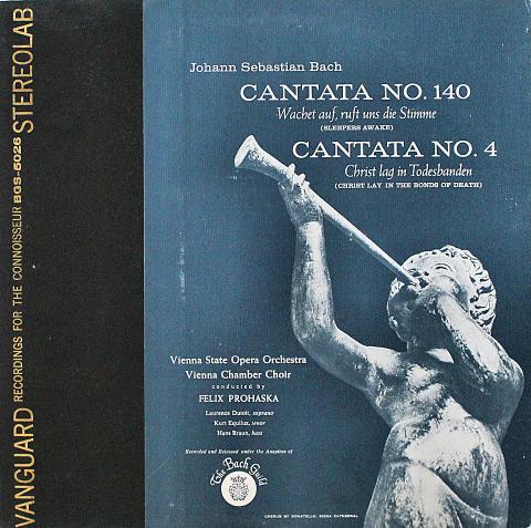 "Felix Prohaska / Vienna State Opera Orchestra Vinyl 12"""