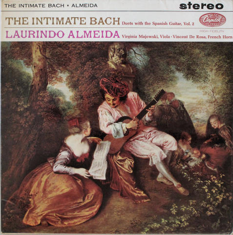 """Laurindo Almeida Vinyl 12"""""""