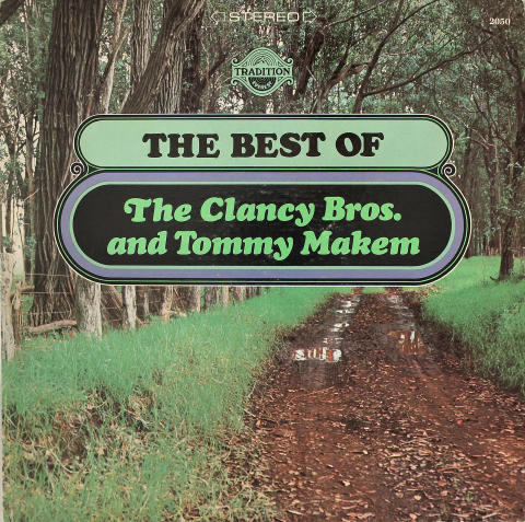 """The Clancy Bros. and Tommy Makem Vinyl 12"""""""