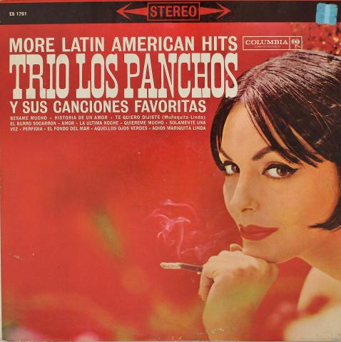 """Trio Los Panchos Vinyl 12"""""""