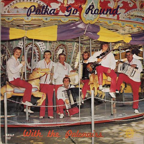 """The Polonairs Vinyl 12"""""""
