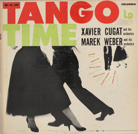 """Tango Time Vinyl 12"""" (Used)"""