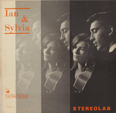 "Ian & Sylvia Vinyl 12"""