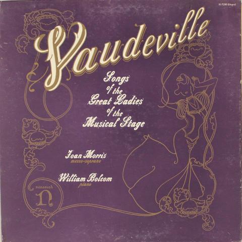 """Vaudeville Vinyl 12"""""""