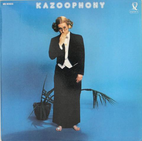 "The Kaminsky International Kazoo Quartet Vinyl 12"""