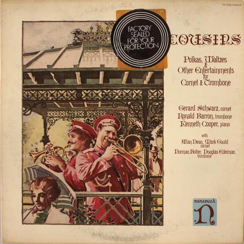 "Cousins Vinyl 12"""