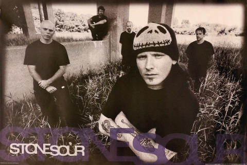 Stone Sour Poster