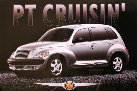 PT Cruiser Poster