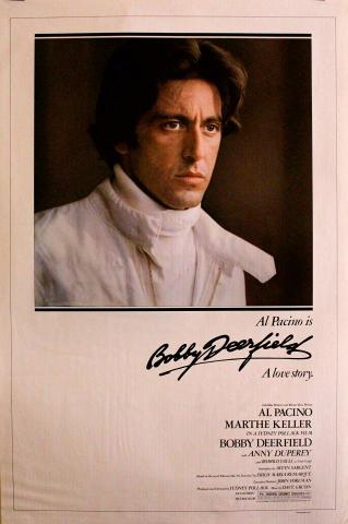 Bobby Deerfield Poster
