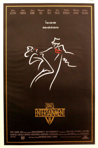 That's Entertainment III Poster