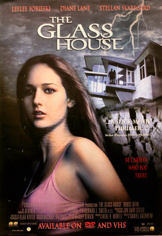 The Glass House Poster
