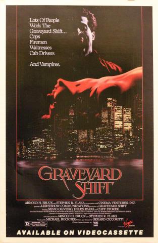 Graveyard Shift Poster