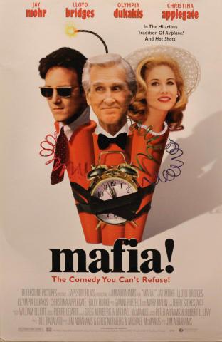 Mafia! Poster