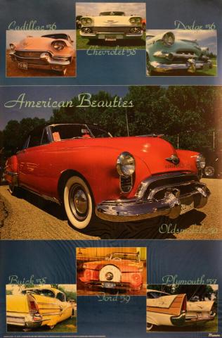 American Beauties Poster