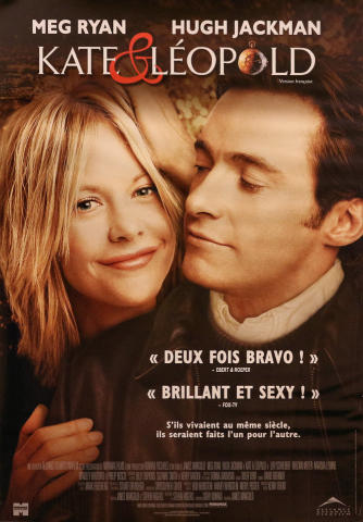 Kate & Leopold Poster