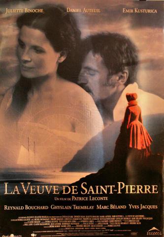 Le Veuve de Saint-Pierre Poster