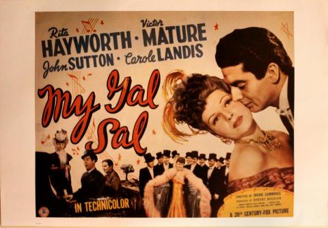 My Sal Gal Poster