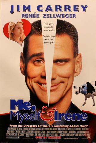 Me, Myself, And Irene Poster
