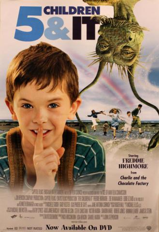 5 Children & It Poster